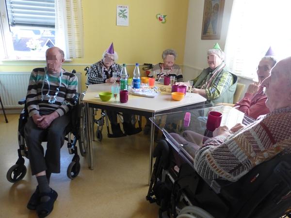 Seniorenheim Weltfrieden Unter-Schmitten